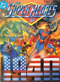 Cover Thumbnail for The Super Heroes (Egmont UK, 1980 series) #v2#6