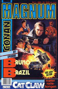 Cover Thumbnail for Magnum (Bladkompaniet, 1988 series) #5/1992