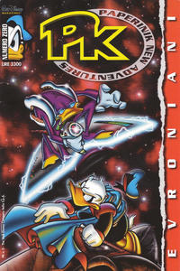 Cover Thumbnail for Pk Paperinik New Adventures (The Walt Disney Company Italia, 1996 series) #0