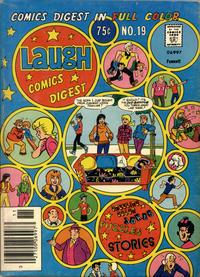 Cover Thumbnail for Laugh Comics Digest (Archie, 1974 series) #19