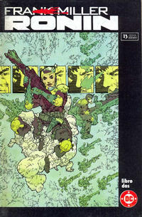 Cover Thumbnail for Ronin (Zinco, 1987 series) #2
