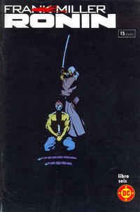 Cover Thumbnail for Ronin (Zinco, 1987 series) #6