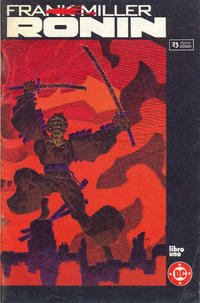Cover Thumbnail for Ronin (Zinco, 1987 series) #1