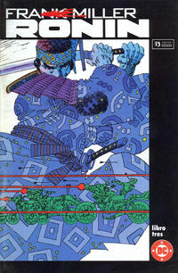 Cover Thumbnail for Ronin (Zinco, 1987 series) #3