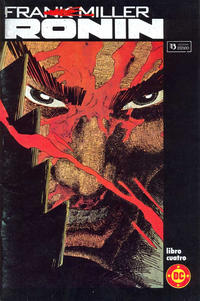 Cover Thumbnail for Ronin (Zinco, 1987 series) #4