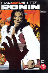Cover Thumbnail for Ronin (Zinco, 1987 series) #5