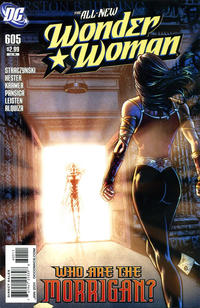 Cover Thumbnail for Wonder Woman (DC, 2006 series) #605