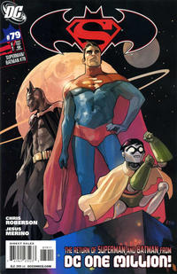 Cover Thumbnail for Superman / Batman (DC, 2003 series) #79