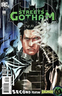 Cover Thumbnail for Batman: Streets of Gotham (DC, 2009 series) #18