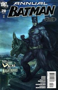 Cover Thumbnail for Batman Annual (DC, 1961 series) #28