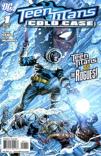 Cover Thumbnail for Teen Titans: Cold Case (DC, 2011 series) #1