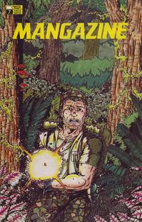 Cover Thumbnail for Mangazine (Antarctic Press, 1989 series) #7