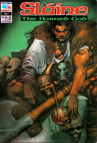 Cover Thumbnail for Slaine: The Horned God (Fleetway/Quality, 1993 series) #1