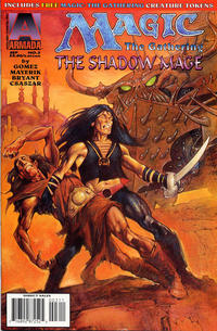 Cover Thumbnail for Magic: The Gathering -- The Shadow Mage (Acclaim / Valiant, 1995 series) #3