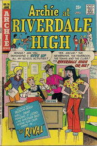 Cover Thumbnail for Archie at Riverdale High (Archie, 1972 series) #16