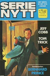 Cover Thumbnail for Serie-nytt [delas?] (Semic, 1970 series) #13/1977