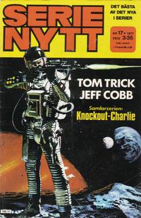 Cover Thumbnail for Serie-nytt [delas?] (Semic, 1970 series) #17/1977