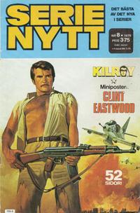 Cover Thumbnail for Serie-nytt [delas?] (Semic, 1970 series) #8/1979