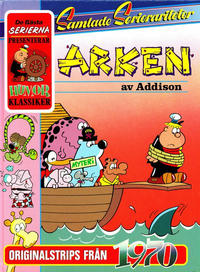 Cover Thumbnail for De bästa serierna (Semic, 1986 series) #1986, Arken