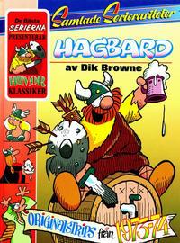 Cover Thumbnail for De bästa serierna (Semic, 1986 series) #1986, Hagbard