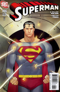 Cover Thumbnail for Superman (DC, 2006 series) #706 [10 for 1 Variant]