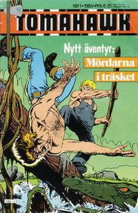 Cover Thumbnail for Tomahawk (Semic, 1982 series) #1/1984