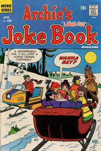 Cover Thumbnail for Archie's Joke Book Magazine (Archie, 1953 series) #159
