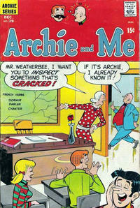 Cover Thumbnail for Archie and Me (Archie, 1964 series) #39