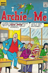 Cover Thumbnail for Archie and Me (Archie, 1964 series) #34
