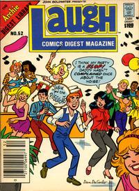 Cover Thumbnail for Laugh Comics Digest (Archie, 1974 series) #52