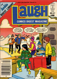 Cover Thumbnail for Laugh Comics Digest (Archie, 1974 series) #57