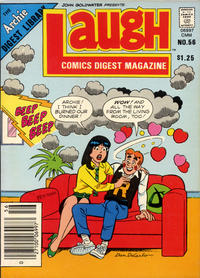 Cover Thumbnail for Laugh Comics Digest (Archie, 1974 series) #56 [$1.25 Price Variant]