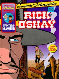 Cover Thumbnail for De bästa serierna (Semic, 1986 series) #1986, Rick O'Shay [2]