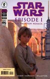 Cover Thumbnail for Star Wars: Episode I The Phantom Menace (Dark Horse, 1999 series) #2 [Photo Cover]
