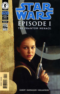 Cover Thumbnail for Star Wars: Episode I The Phantom Menace (Dark Horse, 1999 series) #4 [Photo Cover]