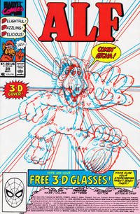 Cover Thumbnail for ALF (Marvel, 1988 series) #29