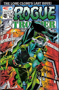 Cover Thumbnail for Rogue Trooper (Fleetway/Quality, 1987 series) #49
