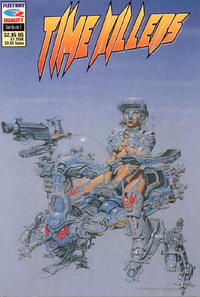 Cover Thumbnail for Time Killers (Fleetway/Quality, 1992 series) #1
