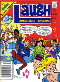 Cover Thumbnail for Laugh Comics Digest (Archie, 1974 series) #71 [Canadian]