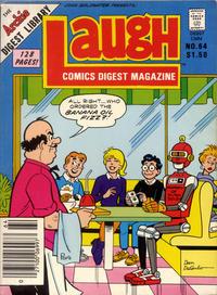 Cover Thumbnail for Laugh Comics Digest (Archie, 1974 series) #64