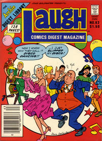 Cover Thumbnail for Laugh Comics Digest (Archie, 1974 series) #63 [Canadian]