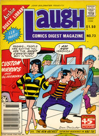 Cover Thumbnail for Laugh Comics Digest (Archie, 1974 series) #73 [Canadian]