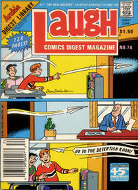 Cover Thumbnail for Laugh Comics Digest (Archie, 1974 series) #74 [Canadian]