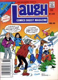 Cover Thumbnail for Laugh Comics Digest (Archie, 1974 series) #69 [Canadian]