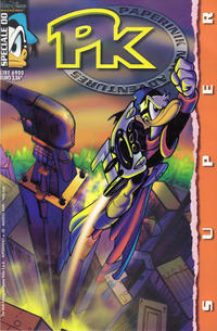 Cover Thumbnail for Pk Paperinik New Adventures Speciale (The Walt Disney Company Italia, 1997 series) #4