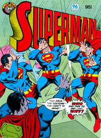 Cover Thumbnail for Superman (K. G. Murray, 1982 series) #[1]