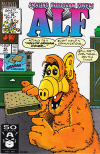Cover Thumbnail for ALF (Marvel, 1988 series) #43 [Direct]