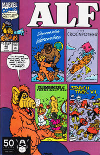 Cover Thumbnail for ALF (Marvel, 1988 series) #46 [Direct Edition]
