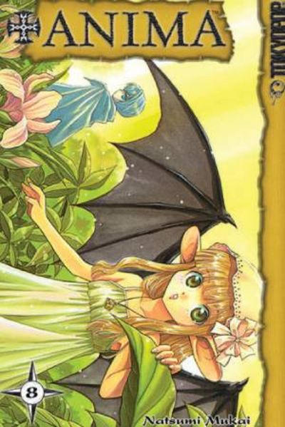 Cover for +Anima (Tokyopop, 2006 series) #8