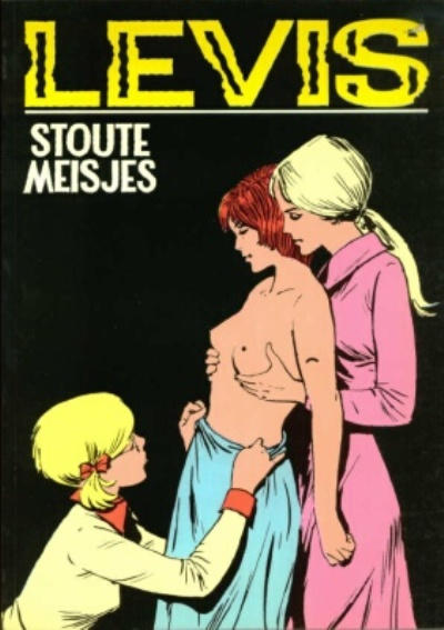 Cover for Zwarte reeks (Blue Circle, 1984 series) #3